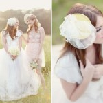 preston & Olivia bridal hats