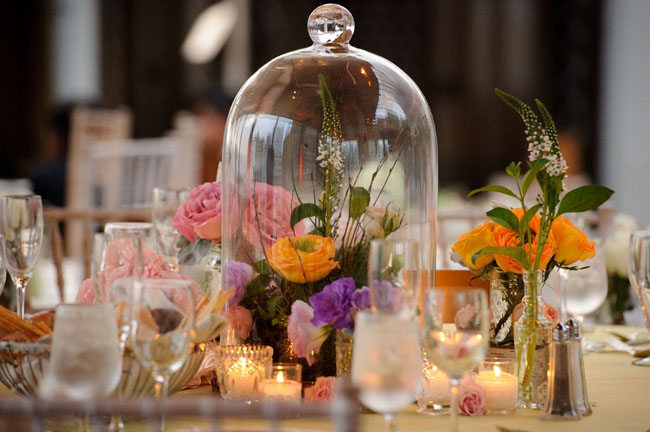 glass dome terrarium centerpieces