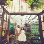 wedding at terrain in glen mills