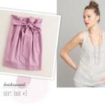 jcrew pink bridesmaids skirts