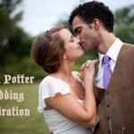harry potter wedding inspiration