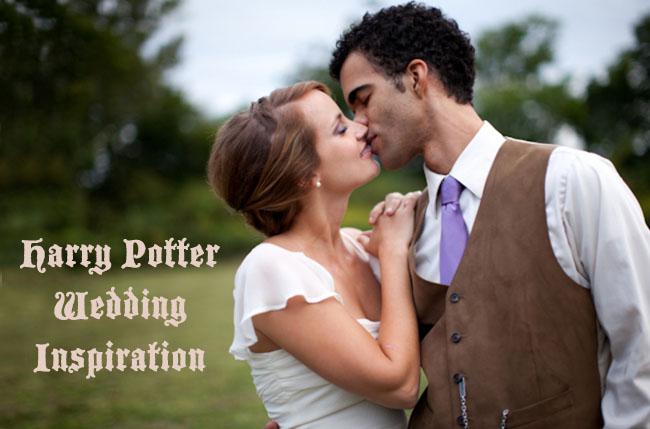 harry potter wedding inspiration