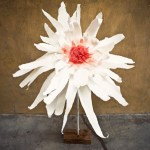 DIY Giant flower wedding