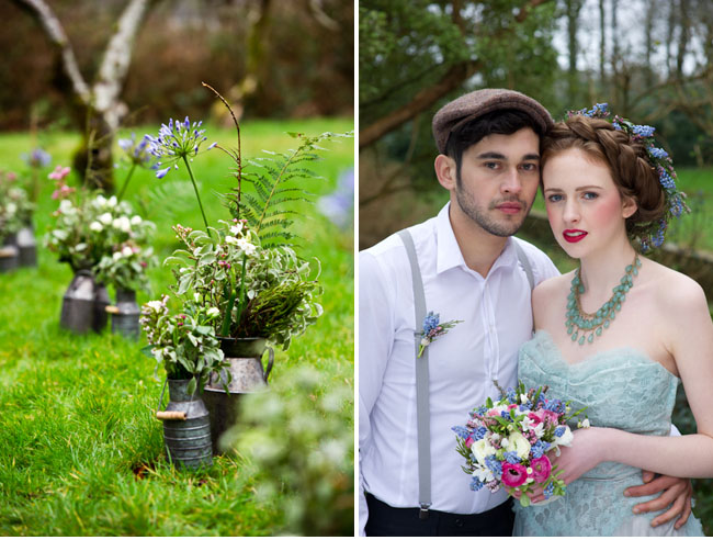 A Mythical Tune Irish Wedding Traditions  Green Wedding Shoes  Weddings Fashion Lifestyle