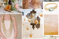 Bohemian-Beach-wedding inspiration