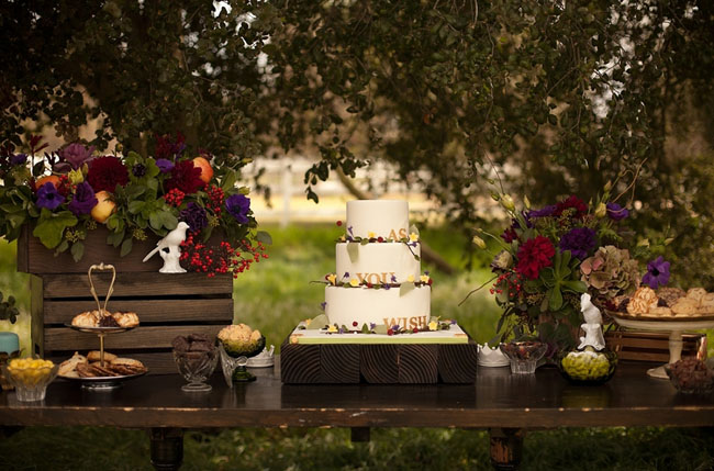 Wedding Cake Princess Bride