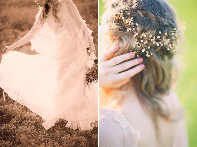 Whimsical Bohemian Wedding Inspiration