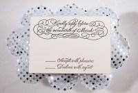 Bella Figura Letter Press Invitations