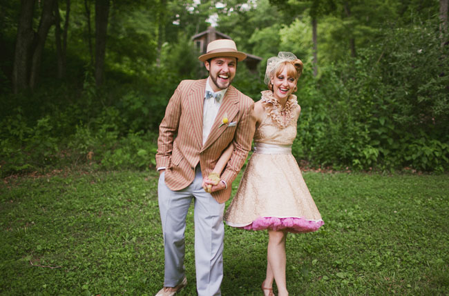 Nashville Garden Wedding: Sarah + John