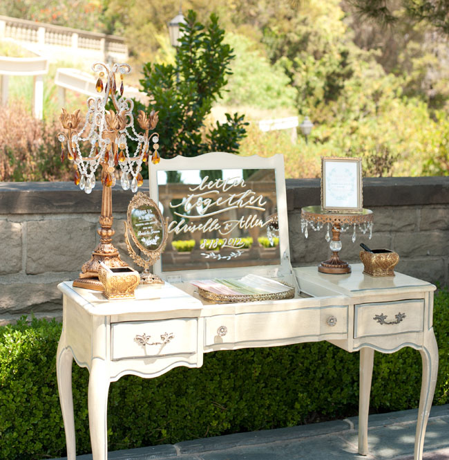 Romantic Wedding at Greystone Mansion Chriselle  Allen  Green Wedding Shoes  Weddings