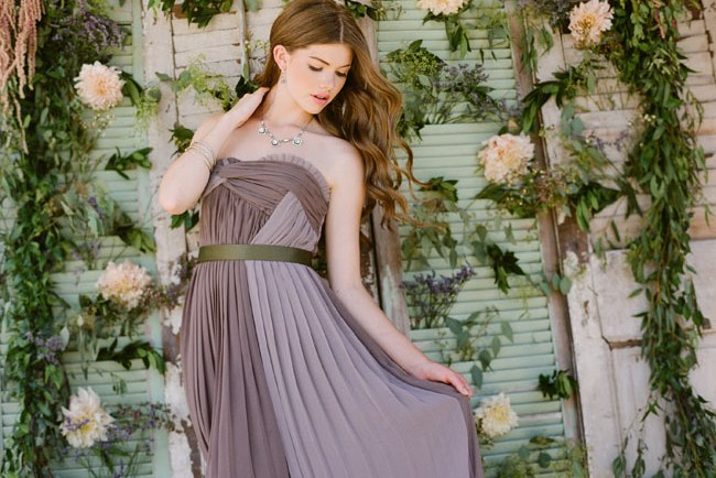 4a6c4c7c309b Ruche Fall Bridal Collection + Win Dresses for Your Bridesmaids!