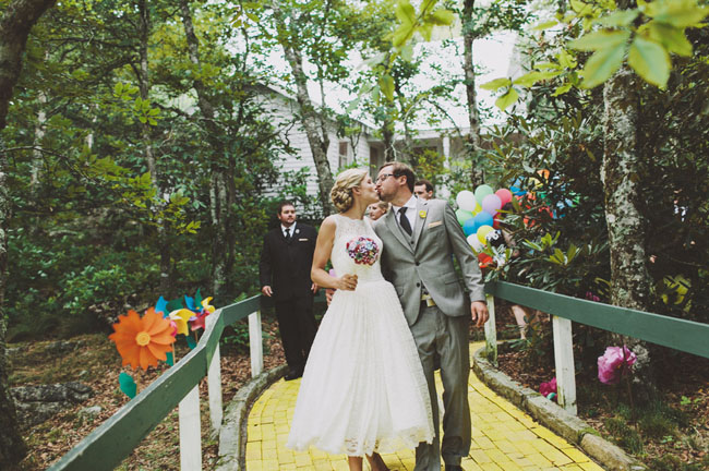 Land Of Oz Wedding: Anna + Brandon