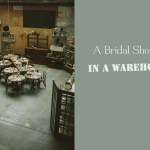 warehouse bridal shower