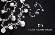 DIY-Feather-Garland