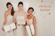 New Year's Eve Bridal Shower