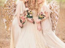 Angel Inspired Wedding | Green Wedding Shoes | Weddings ...