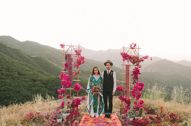 latin wedding inspiration