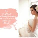 Melinda Rose Heirloom Bridal Discount