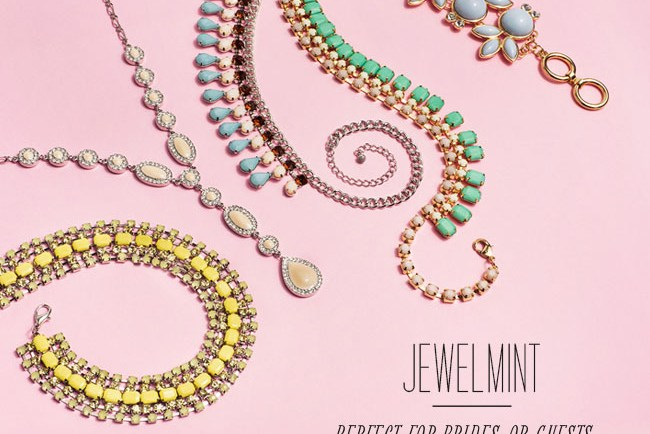 Jewelmint for Weddings