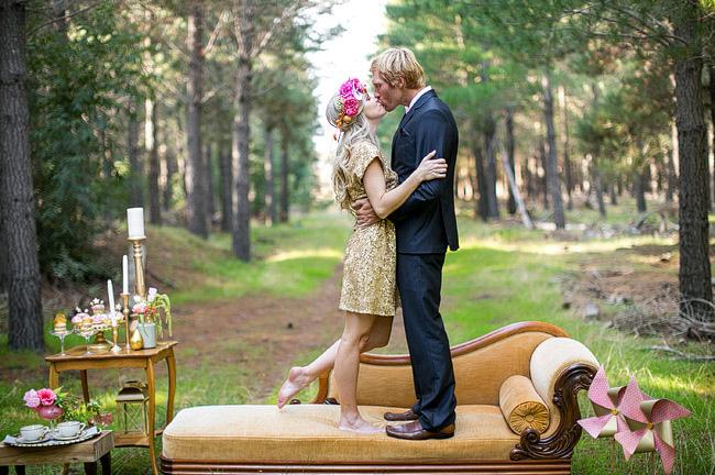 Wedding Dresses In Lakeland Fl 64 Simple Opulent Playful Gold Wedding