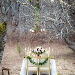 snow white woodland decor