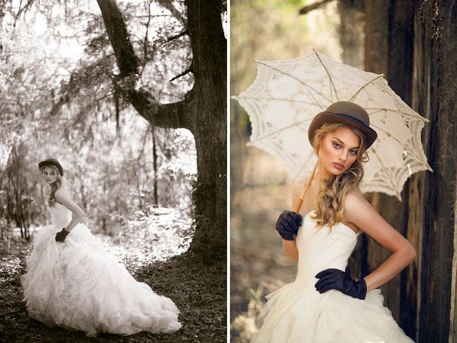 Gorgeous Victorian Wedding Inspiration A Workshop