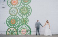 Industrial LA wedding