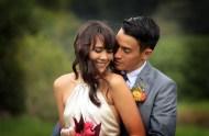 hawaii bride and groom
