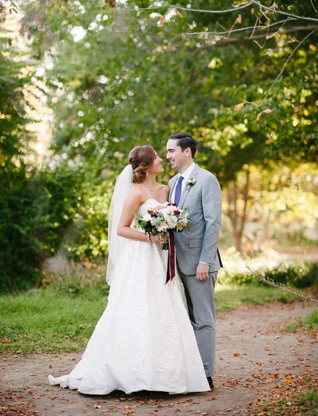 Mossy Oak Wedding Dresses 21 Perfect Autumn Arboretum Wedding Megan