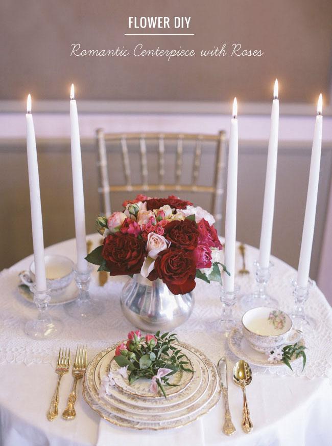 Simple Wedding Centerpieces Diy