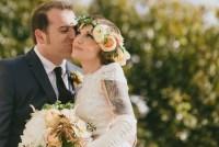 60s inspired wedding