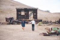 ghost town engagement