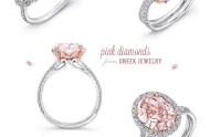 pink diamonds from Uneek