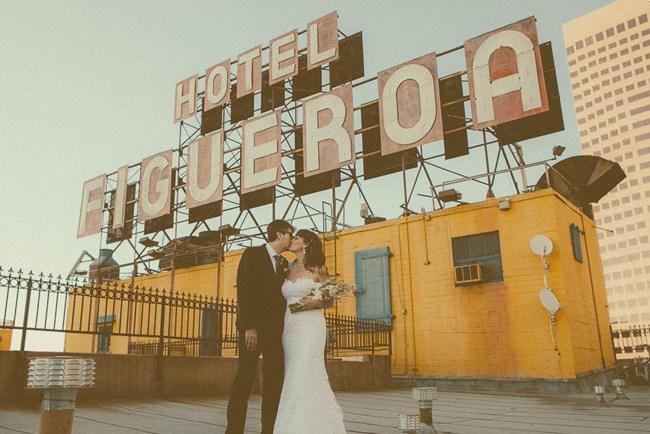hotel figueroa wedding