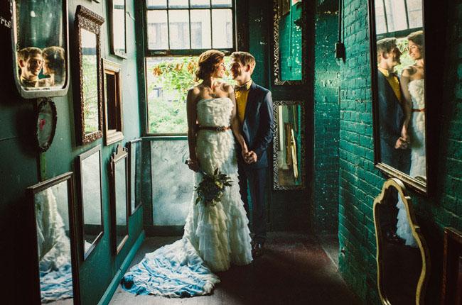 metropolitan New York wedding