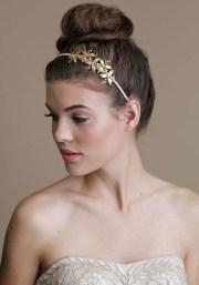Brass Flora Indie Headband