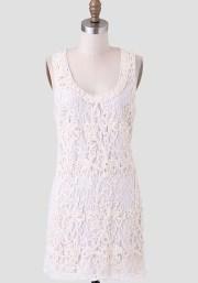 At Dusk Lace Dress