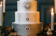 gatsby inspired cake