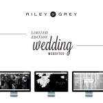Riley & Grey wedding websites