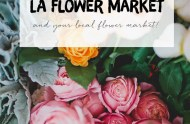 How to Shop the LA Flower Market