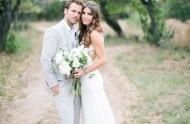 boho antique wedding