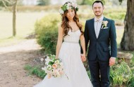 romantic rose emporium wedding