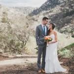 southwestern styled wedding