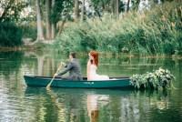 Ariel inspired canoe