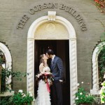Corson building wedding