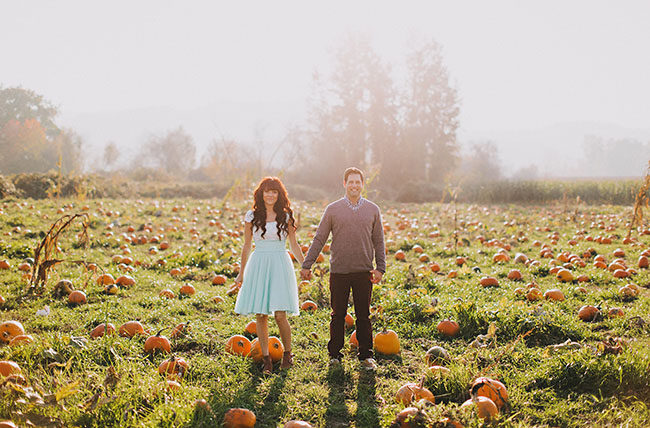 pumpkin patch engagement