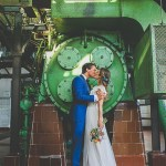 Old Power Station wedding in Spain