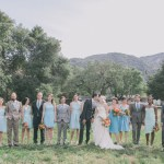 spring vintage wedding