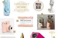 Holiday Gift Guide for Your Bestie