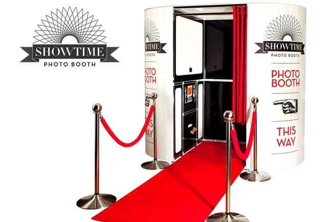 showtime photo booth
